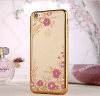 FOR IPHONE x 6 6s PLUS 7 7 8 PLUS Galaxy s8 Luxury Bling Dia...