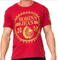 New hot men Robins Jean Shirts Mens t- Shirt summer man cool ...