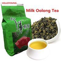 Promosyon 50g Süt Oolong Çay Yüksek Kalite Tieguanyin Yeşil Çay Süt Oolong Üstün Sağlık Yeni Bahar Çay Yeşil Foo Seçme