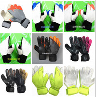 SGT NK Logo Negative Cut Soccer Goalkeeper Gloves Luxury Bra...