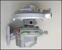 Turbo GT2556S 754127 754127-5001S 2674A431 Per trattore agricolo 5455 Perkin-s BACKER per BENNA 420D-IT 2005- 4.4L Turbocompressore