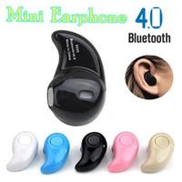 S530 Mini Stealth Auriculares Inalámbrico Bluetooth 4.0 Auriculares Estéreo Auriculares música Auriculares para ios android smart phone con caja al por menor