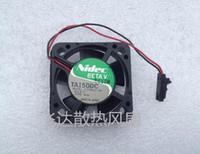 Genuine NIDEC C33842-16 40 * 40 * 10 MM 12 V 0.09A 4CM 2 linha mudo ventilador de refrigeração