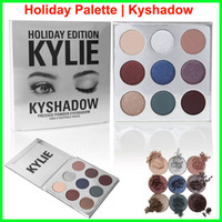 In stock christmas kylie holiday edition eyeshadow Kylie Jen...