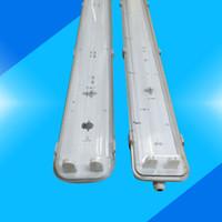 2PCS-T8 IP65 تركيب دعم G13 ماء من Accossories 2FT 3FT 4FT 5FT و 6ft 8FT LED أنبوب أضواء مباشرة من شنتشن الصين صناعة