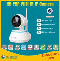 ZBEN HD 720P Wireless IP Camera IPDH09 Wifi Onvif Video Surv...