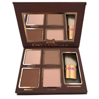 HOT new Cocoa Contour Chiseled to Perfection Face Makeup Hig...