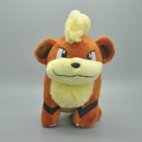 "New Hot 6. 5"" Growlithe Poke Doll Dog Anime Collectible ..."