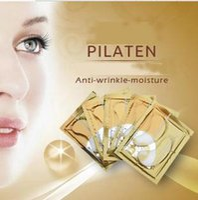 Vente en gros 500 PCS PILATEN Crystal Collagen Eye Mask vente chaude Anti-poches