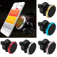 Portable Universal Magnetic Car Air Vent Stand Mount Phone H...