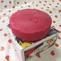 새로운 뜨거운 판매 Bumebime Handwork 화이트닝 비누 과일 필수 천연 마스크 화이트 밝은 오일 비누