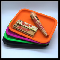 "High Quality Cigarette Rolling Trays 8"" Silicone Rollin..."