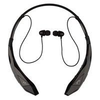 Estéreo Auricular Bluetooth Inalámbrico HIFI Sport Bluetooth Auricular con micrófono Auricular Auriculares para iPhone Xs Max Samsung todo teléfono