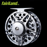2BB+ 1RB 80mm 3 4 full metal fly fishing reel aluminum fishin...