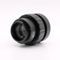 Freeshipping 0.5X Adattatore per lenti C-mount 1/2 Adattatore CTV per accessori per fotocamera microscopio trinoculare stereo ZM