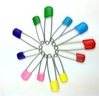 Spilla da balia multicolore Spilla da balia bimbo Spilla da bambinoBaby Dress Pannolino pannolino per doccia Shower Craft Pin Game Kit Color