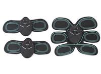 EMS Abdominal Trainer Muscular Do Corpo Fit Massageador Engrenagem ABS Forma de Treinamento de Fitness por DHL