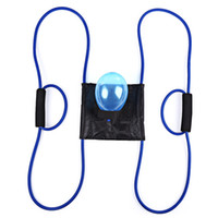 Nueva Alta calidad Handy Rope Muscle Developer Tirador Resistencia Bandas Water Ball Launcher Verano Herramientas de Deportes Acuáticos con Globos + B