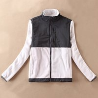 Hot Women Fleece Jacket Patchwork Embroidery Coat Waterproof...