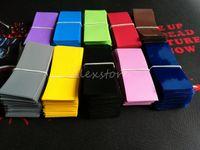 18650 20700 14500 26650 32650 batteria PVC pelle adesivo termoretraibile involucro manica manica termoretraibile Ri-avvolgimento per batterie Wrapper per Vape