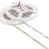 Neue Ankunft 5630 LED Streifen Licht 60LED / M Nicht wasserdicht 12V Dekor LED Lampe Band Beleuchtungskette Mehr Helle 3528 5050 2835 3014
