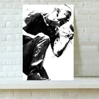 HD Printed Sports Art Oil Painting Home Decoration Wall Art ...