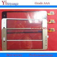 Лучший OEM 100% тест сенсорный экран Digitizer стекло панель для Samsung Galaxy Grand Prime G530 G5308 G530F G530H бесплатная доставка EMS