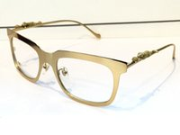 6205237 Luxury Glasses Prescription Eyewear Square Frame Leo...