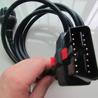 Para Benz SD Conectar MB Estrela C4 OBD2 16PIN Cabo OBD II 16 Pinos conectar cabo de teste mian cabo de diagnóstico 16pin obd adaptador