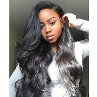 Bythair Glueless Wavy Full Lace Wig Brazilian hair Full Lace...