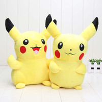 Wholesale 14cm   18cm Pikachu Plush Toy Yellow New children ...