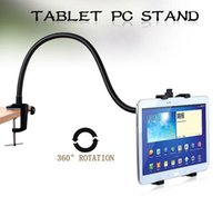 360 Rotating Bed Tablet PC Mount Holder Stand For samsung Ta...