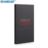 Fashion Style Kraft Paper Box per iphone 6 6plus Custodia per cellulare Custodia per iPhone 7 7plus Custodia protettiva per telefono