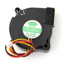 Envío libre de alta calidad CF-12515 5015 50 MM 5 CM DC 12 V 0.18A ventiladores de refrigeración ventilador