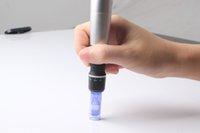 Auto Skin Needling Injetável Collagen Derma Stamp pen