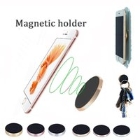 Magnetic cellphone holder Mobile Smart Phone flat mount stan...