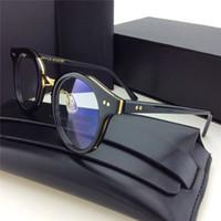 Marka Designer Classico Optical Okulary Ramki-V 2017 Nowa Moda Kolorowa Obramana Dla Kobiet Mężczyzna Okulary Okulary Rama z pudełkiem i Case