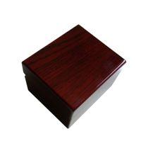 6pcs / lot مناسبة للبيع بالجملة مربع خشبي ، وانخفاض الشحن هدية صناديق تخزين المجوهرات ووتش تخصيص شعار الاقتصادية اختيار صناديق رخيصة