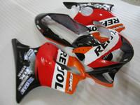 사출 금형의 최고 판매 빨간색 검은 오토바이 정형 1999 년 2000 CBR600F4를 설정 혼다 99 00 CBR600 F4에 대한 KIR를 유선형
