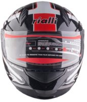RIALLI Cascos de moto Motocross Racing Casco Moto Full Face