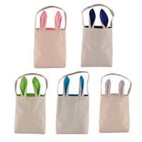 Wholesale easter bunny ears buy cheap easter bunny ears from 5 colors funny design easter bunny bag ears bags cotton material easter burlap celebration gifts christma bag 2017 cotton handbag 0708070 negle Image collections