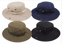 50pcs New Arrival Casual Ourdoor Sunshade Hat Cap Homburg Tr...