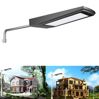 Super Bright Solar LED Wall lamp 168led 2800lm Waterproof IP...