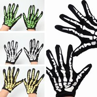 High quality Halloween Fancy Dress Gloves Cosplay Gloves For...