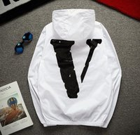 Vlone The new summer sun clothing, light and dry, breathable...