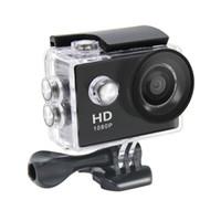 Geekam SJ4000 عمل كاميرا A9 1080P 140D Full HD 2 '' 30M ماء في الهواء الطلق مصغرة كام 1920 * 1080 الذهاب الرياضة الفيديو برو كاميرات
