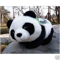Super Cute Plush Chinese Big Panda Toy Doll 12