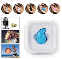 Hot sale S530 mini sport bluetooth earphone earbuds V4. 0+ EDR...