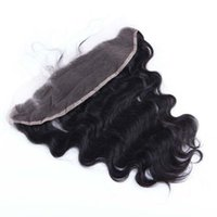 lace Frontal Piece 13x4 Peruvian Hair Full Lace Frontal and ...