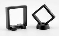 100 adet / grup makas elastik membran Mücevher ekran kutusu İzle ekran kutusu askıya kutusu 108x108x18mm